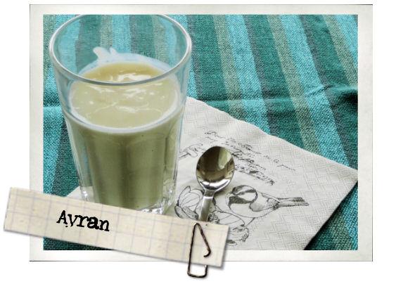 Rezept für Ayran