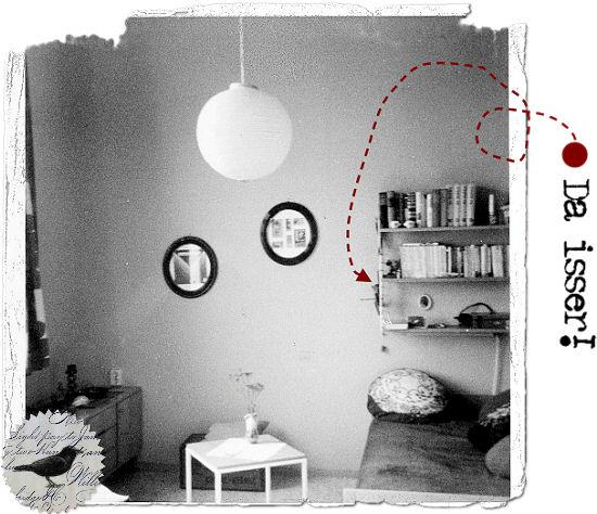 Die Rabenfrau: Mein Jugendzimmer