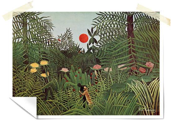 Bild von Henri Rousseau (1844-1910)