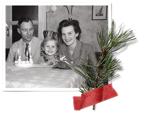 Die Rabenfrau: Weihnachtsstimmung