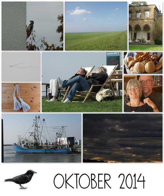 Die Rabenfrau: mein Oktober 2014