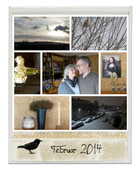 Die Rabenfrau: Mein Februar