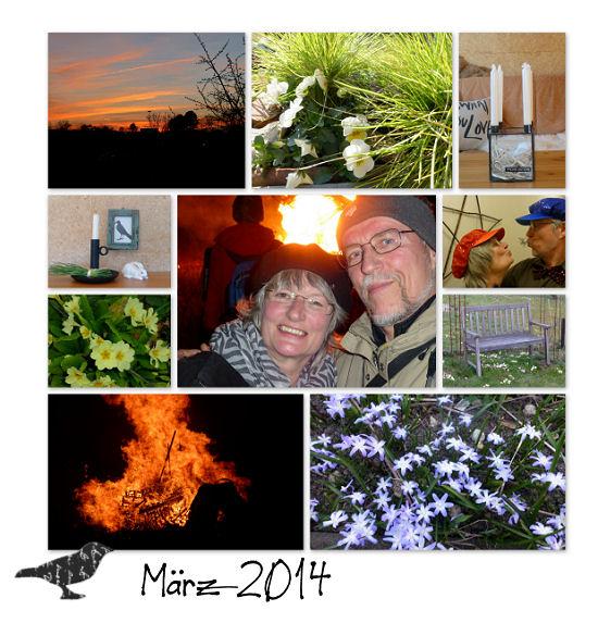 Die Rabenfrau: Mein März 2014