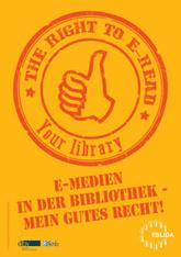 Mitmachen: Recht auf E-Books