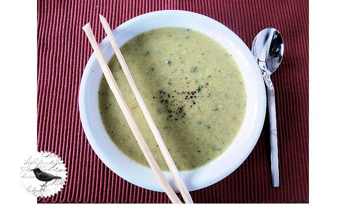 Die Rabenfrau: Rezept Pastinaken-Crèmesuppe