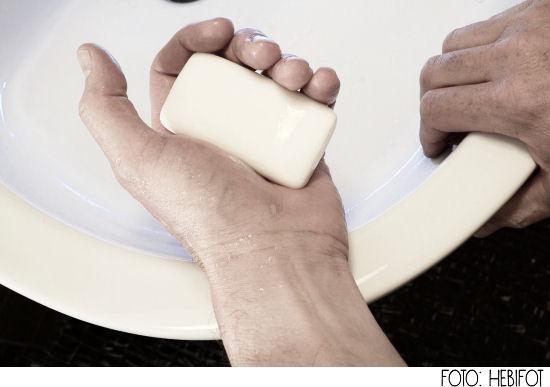 Die Rabenfrau: Tag des Händewaschens