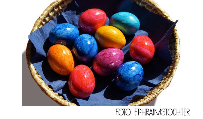 Die Rabenfrau wünscht frohe Ostern!