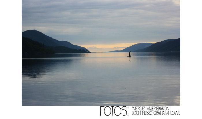 Die Rabenfrau über das Ungeheuer von Loch Ness