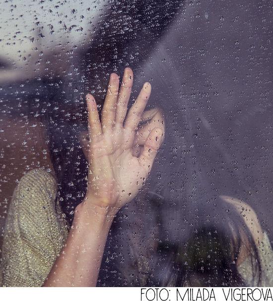 Die Rabenfrau: Regen