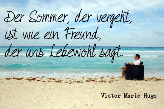 Bei der Rabenfrau: Victor Hugo über Sommer
