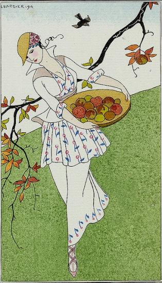Die Rabenfrau: Herbstanfang