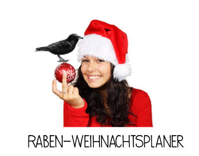 Der Raben-Weihnachtsplaner