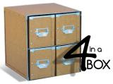 4 in a box